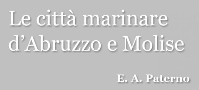 Le città marinare d'Abruzzo e Molise (quadretti)