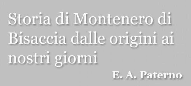 Storia di Montenero di Bisaccia dalle origini ai nostri giorni
